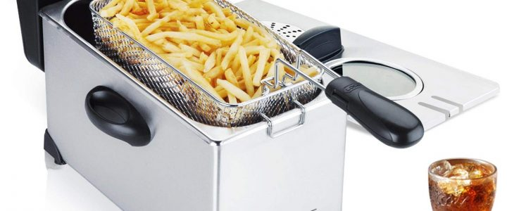 Advantages of Deep Fryers