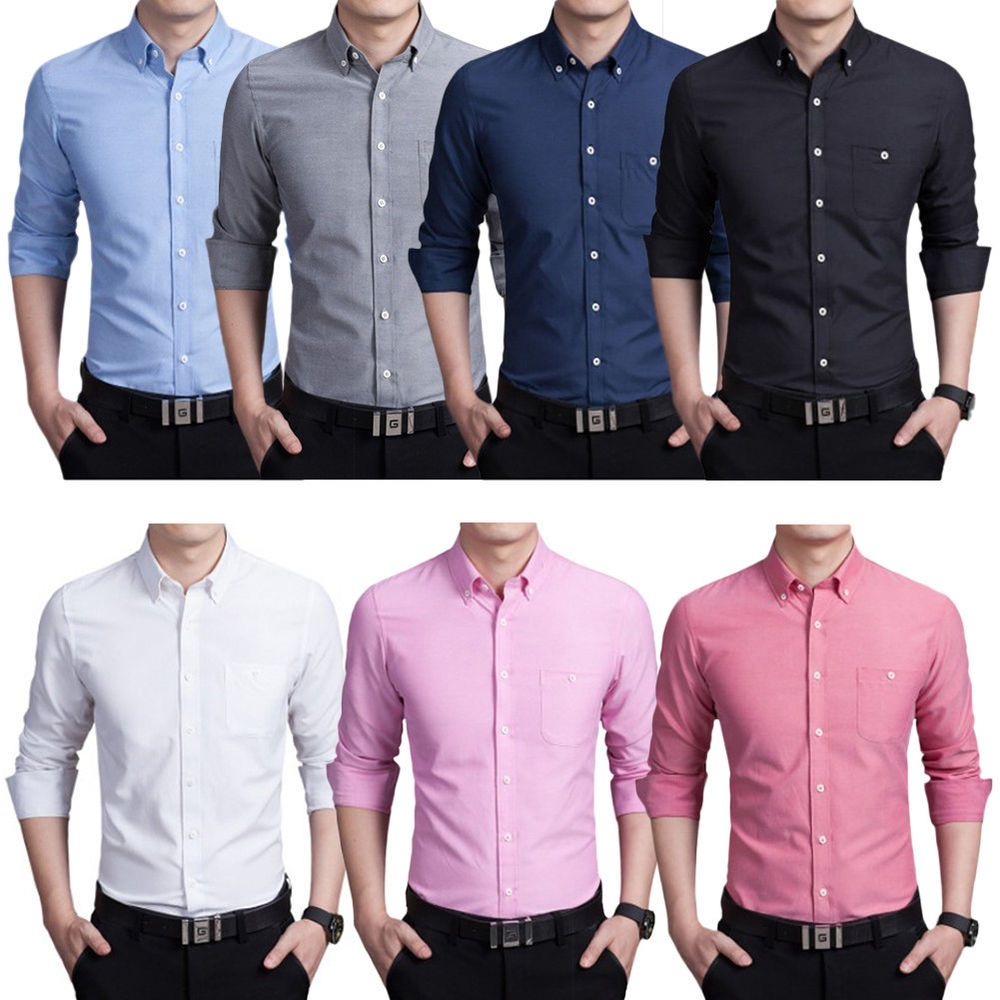 Slim-Fit Shirts Trending These Days