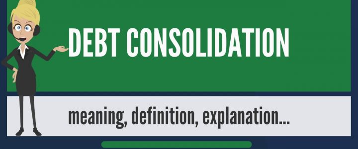 A Couple Of Things To Know Before Getting Into Debt Consolidation